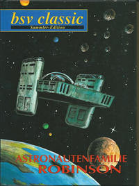 Cover Thumbnail for Astronautenfamilie Robinson (Bernt, 1994 series) #1