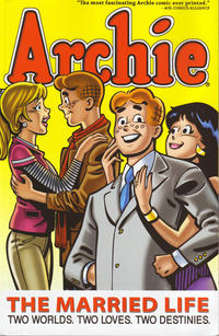Cover Thumbnail for Archie: The Married Life (Archie, 2011 series) #1