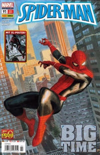 Cover Thumbnail for Spider-Man (Panini Deutschland, 2004 series) #91