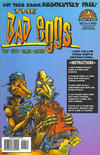 Cover for The Bad Eggs: That Dirty Yellow Mustard (Acclaim / Valiant, 1996 series) #2