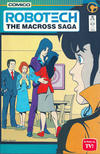 Cover Thumbnail for Robotech: The Macross Saga (1985 series) #15 [direct]