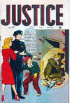 Cover for Justice Comics (Bell Features, 1948 ? series) #12