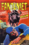 Cover for Fantomet (Semic, 1976 series) #10/1989
