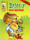 Cover Thumbnail for Asterix (1969 series) #5 - Asterix hos britene [7. opplag]