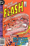 Cover for The Flash (DC, 1959 series) #341 [Newsstand Edition]