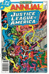 Cover Thumbnail for Justice League of America Annual (1983 series) #3 [Newsstand Edition]
