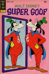 Cover for Walt Disney Super Goof (Western, 1965 series) #22 [Gold Key Variant]