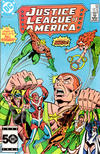 Cover Thumbnail for Justice League of America (1960 series) #243 [Direct Sales (Comic Book Stores)]