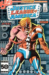 Cover Thumbnail for Justice League of America (1960 series) #245 [Direct Sales (Comic Book Stores)]
