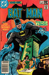 Cover Thumbnail for Batman (1940 series) #339 [Newsstand Edition]