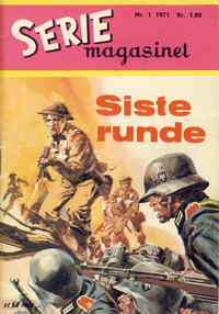 Cover Thumbnail for Seriemagasinet (Se-Bladene, 1955 series) #1/1971