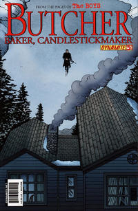 Cover Thumbnail for The Boys: Butcher, Baker, Candlestickmaker (Dynamite Entertainment, 2011 series) #5