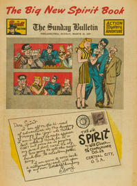 Cover Thumbnail for The Spirit (Register and Tribune Syndicate, 1940 series) #3/23/1947