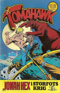Cover Thumbnail for Tomahawk (Semic, 1976 series) #11/1976