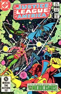 Cover Thumbnail for Justice League of America (DC, 1960 series) #213 [Direct-Sales]