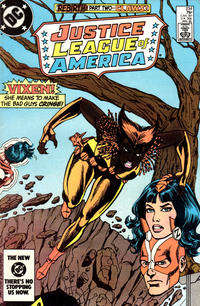 Cover Thumbnail for Justice League of America (DC, 1960 series) #234 [Direct-Sales Variant]