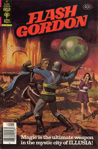 Cover Thumbnail for Flash Gordon (Western, 1978 series) #27 [Gold Key]