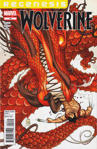 Cover Thumbnail for Wolverine (Marvel, 2010 series) #19