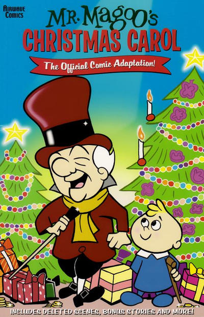 Cover for Mr. Magoo's Christmas Carol (Airwave Publishing LLC, 2002 series)