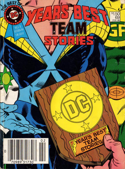 Cover for The Best of DC (1979 series) #69 [Newsstand Edition]