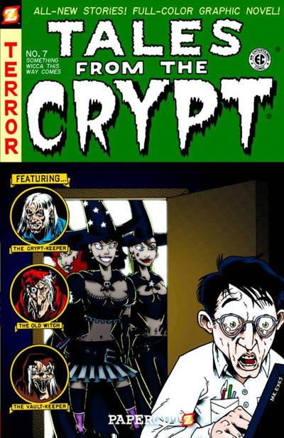 Cover for Tales from the Crypt: Graphic Novel (NBM, 2007 series) #7