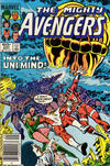 Cover Thumbnail for The Avengers (1963 series) #247 [Newsstand Edition]