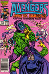 Cover for The Avengers (Marvel, 1963 series) #269 [Newsstand Edition]
