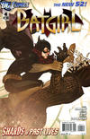 Cover for Batgirl (DC, 2011 series) #4