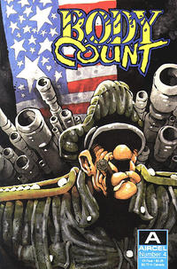 Cover Thumbnail for Body Count (Malibu, 1989 series) #4