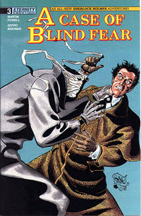 Cover Thumbnail for A Case of Blind Fear (Malibu, 1989 series) #3