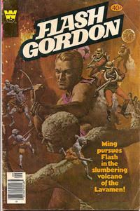 Cover for Flash Gordon (Western, 1978 series) #25 [Whitman]