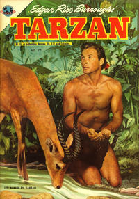 Cover for Tarzan (1951 series) #23