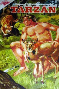 Cover Thumbnail for Tarzan (Editorial Novaro, 1951 series) #61