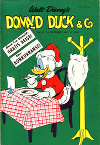 Cover Thumbnail for Donald Duck & Co (Hjemmet, 1948 series) #51/1964