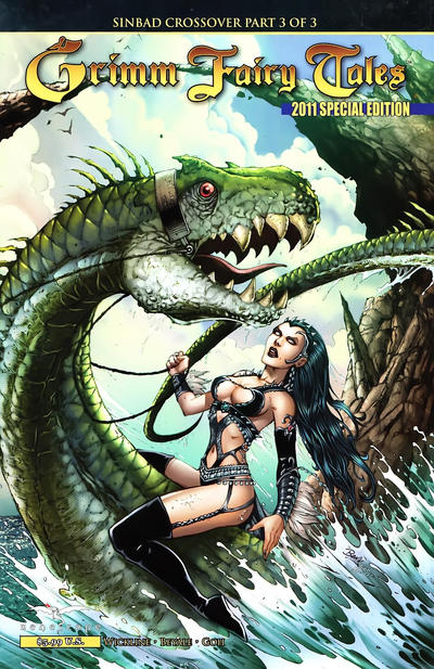 Cover for Grimm Fairy Tales 2011 Special Edition (Zenescope Entertainment, 2011 series)  [Cover A]