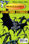 Cover for Batman Incorporated: Leviathan Strikes (DC, 2012 series) #1