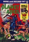 Cover for Planet of the Apes [Book and Record Set] (Peter Pan, 1974 series) #PR18