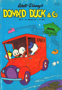 Cover Thumbnail for Donald Duck & Co (Hjemmet, 1948 series) #5/1971