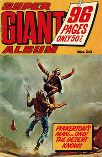 Cover Thumbnail for Super Giant Album (K. G. Murray, 1976 series) #23