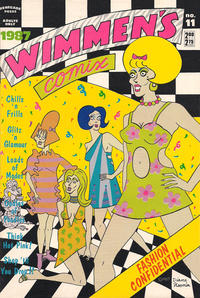 Cover Thumbnail for Wimmen's Comix (Renegade Press, 1987 series) #11