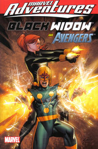 Cover Thumbnail for Marvel Adventures Black Widow and The Avengers Digest (Marvel, 2010 series)