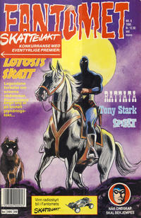 Cover Thumbnail for Fantomet (Semic, 1976 series) #9/1990
