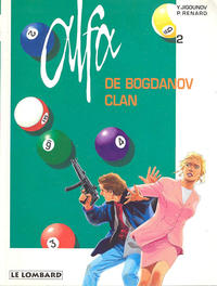Cover Thumbnail for Alfa (Le Lombard, 1999 series) #2 - De Bogdanov Clan