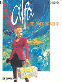 Cover Thumbnail for Alfa (Le Lombard, 1999 series) #1 - De overdracht