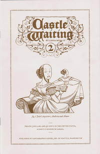 Cover Thumbnail for Castle Waiting (Fantagraphics, 2006 series) #2