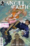 Cover Thumbnail for Angel & Faith (2011 series) #5