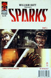 Cover for Sparks (Arcana, 2008 series) #2