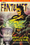 Cover for Fantomet (Semic, 1976 series) #18/1995