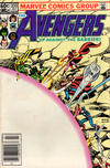 Cover for The Avengers (Marvel, 1963 series) #233 [Newsstand Edition]