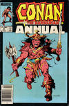 Cover Thumbnail for Conan Annual (1973 series) #8 [Newsstand Edition]